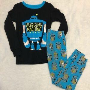 2/$10. Size 6 boys pajama set (Carter's)